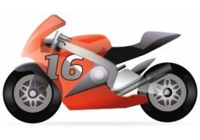 Sticker voiture de course pour la chambre de vos enfants for Stickers voiture pour chambre garcon