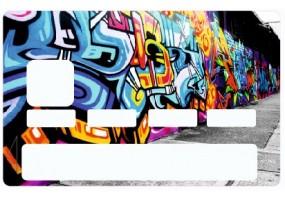 Sticker CB Graffiti