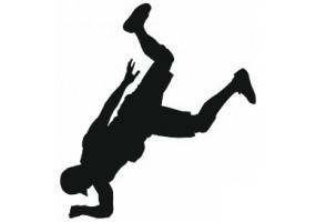 Sticker enfant Dance Hip Hop