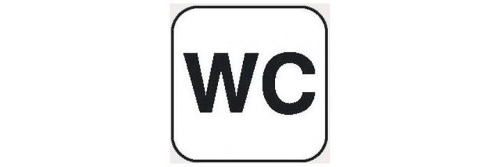 Toilettes / Vestiaires