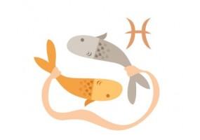 Sticker signe astrologique fevrier