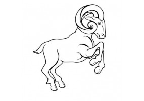 Sticker signe horoscope