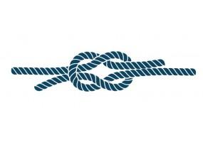 Sticker marin nœud