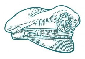 Sticker marin accessoire