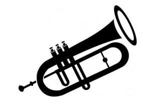 Sticker musique instrument