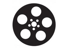 Sticker cinéma accessoire