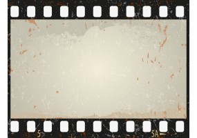 Sticker cinéma bobine