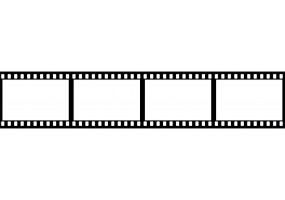 Sticker cinéma