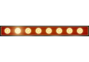 Sticker cinéma lumière