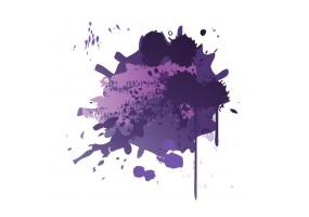 Sticker tache de couleur