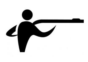 Sticker sport chasse