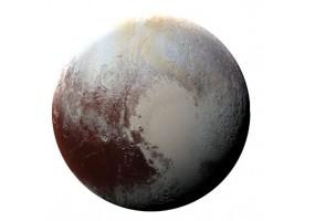 Sticker planète Pluton