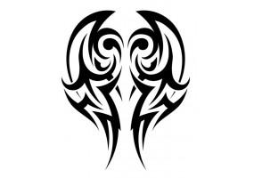 Sticker tribal