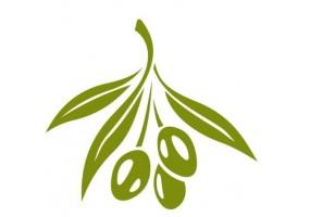 Sticker cuisine olive verte