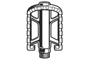 Sticker bmx accessoire