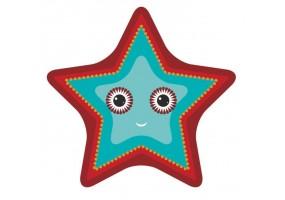 Sticker Australie étoile de mer