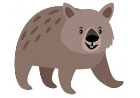 Sticker Australie quokka