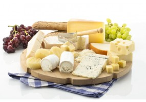 Sticker fromage composition