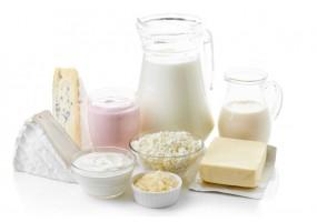 Sticker fromage lait plateau