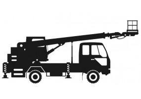 Sticker camion élévateur
