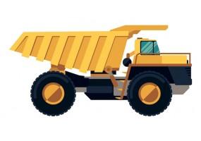 Sticker camion remorque