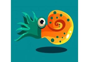 Sticker mollusque
