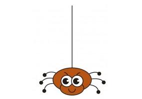 Sticker araignée