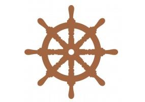 Sticker barre bateau