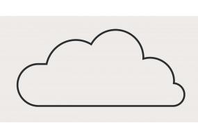 Sticker nuage