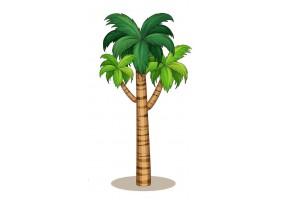 Sticker palmier