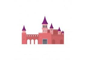 Sticker château