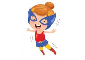 Sticker super héros