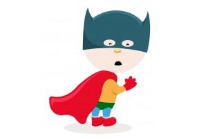 Sticker héros Batman