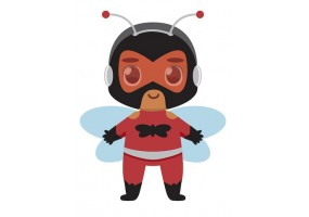 Sticker héros Antman