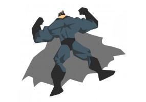 Sticker héros