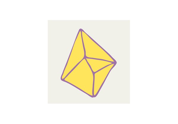 Sticker diamant