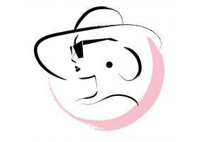 Sticker mode chapeau