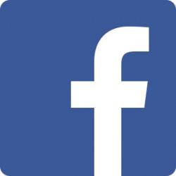Sticker logo Facebook