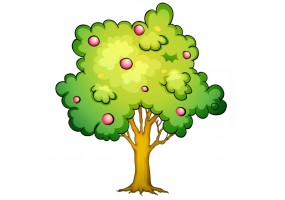 Sticker arbre