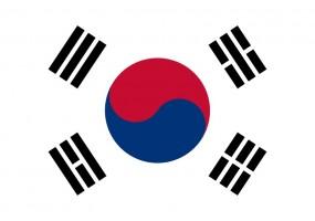 Sticker Drapeau Corée du Nord
