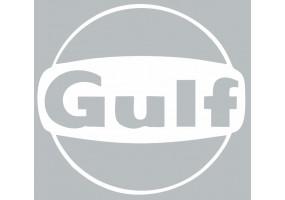 Sticker Gulf evide vintage