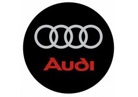 Sticker AUDI logo