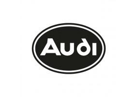 Sticker AUDI logo voiture