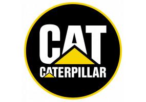 Sticker CATERPILLAR CAT logo