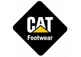 Sticker CATERPILLAR logo footwear