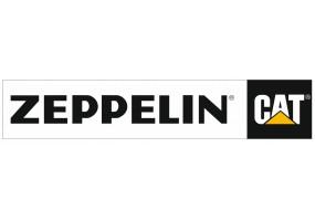 Sticker CATERPILLAR CAT zeppelin