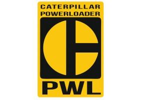 Sticker CATERPILLAR CAT pwl