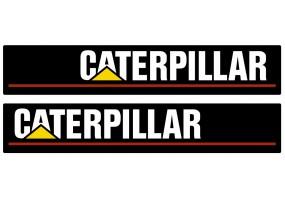Sticker CATERPILLAR CAT
