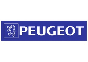 Sticker PEUGEOT sport bleu