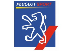 Sticker PEUGEOT alpine sport
